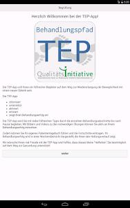 TEP-App screenshot 4