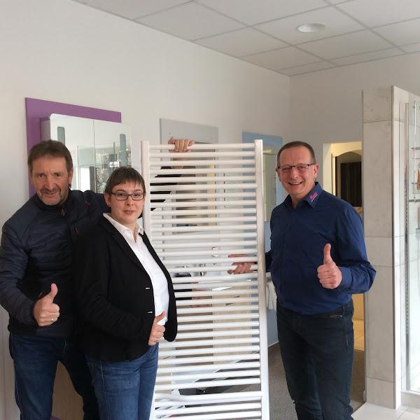 Anja Maas freut sich über den Line Plus von HSK
