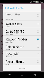 Raloco Notes- screenshot thumbnail