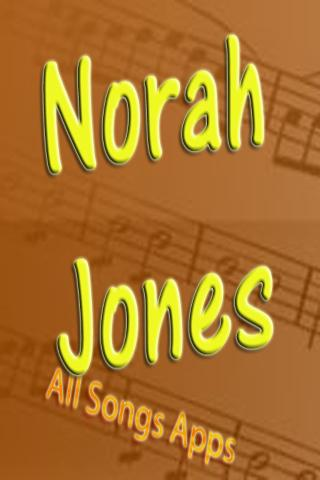 All Songs of Norah Jones