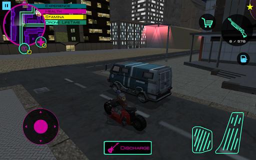 Cyber Future Crime 1.1 screenshots 6