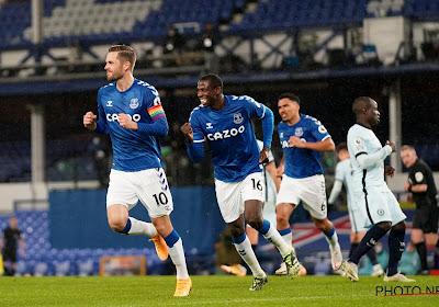 Premier League : Everton retrouve le sourire, Chelsea manque une occasion en or