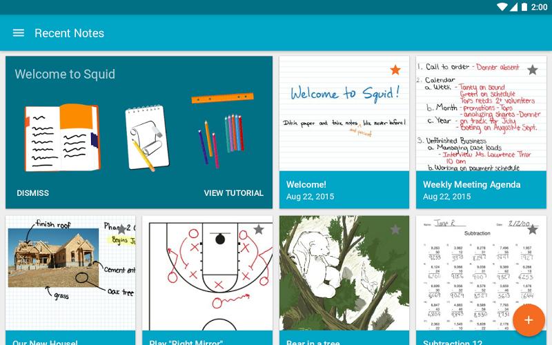 Squid - Take Notes & Markup PDFs Screenshot 17