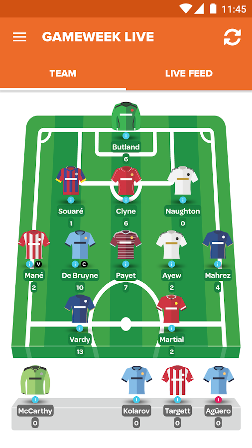 Fantasy Football Fix for FPL- screenshot