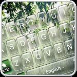 Fresh Spring Rain Keyboard Theme