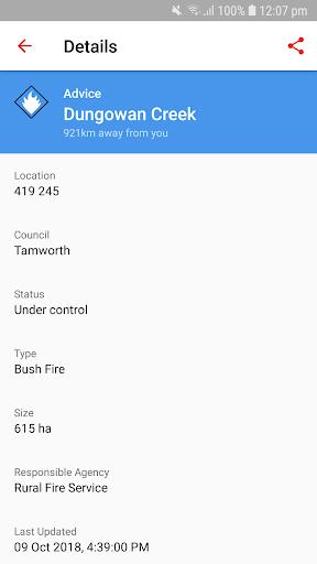 Fires Near Me NSW screenshot 6