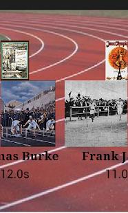 El Atletismo - Pruebas de Velocidad - náhled