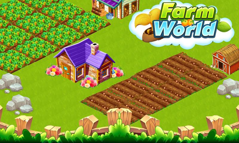 Farm World Android Apps On Google Play