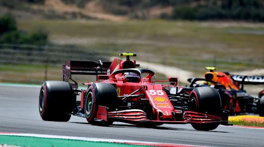 Los Ferraris no estuvieron a la altura de sus expectativas, Sainz finalizó 11º