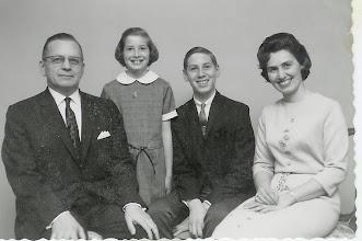 Photo: Harold, Debbie, Jack & Etta