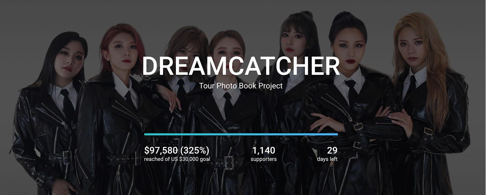 dreamcatcher fund photobook 1