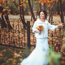 Wedding photographer Vladimir Rachinskiy (vrach). Photo of 11.10.2014