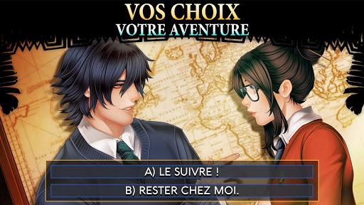 Is-it Love? Sebastian - Aventure & Romance  captures d'u00e9cran 14