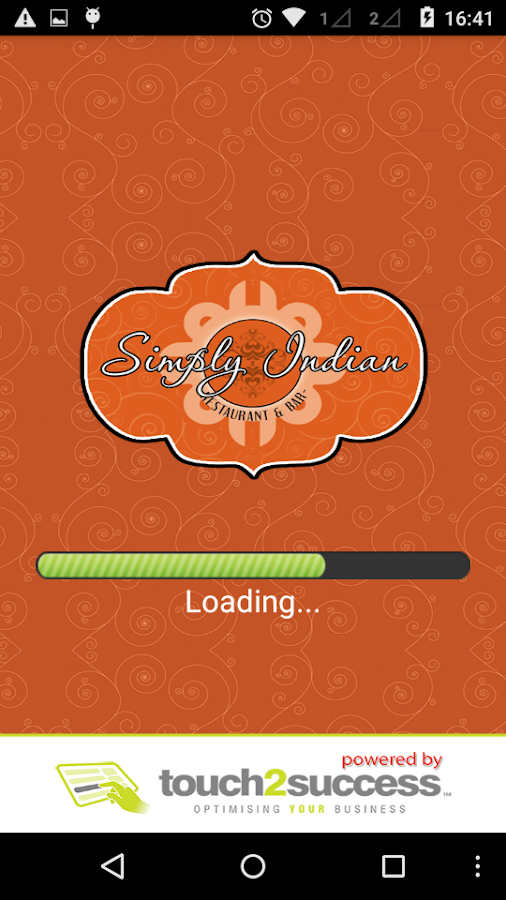Simply Indian Restaurant- screenshot