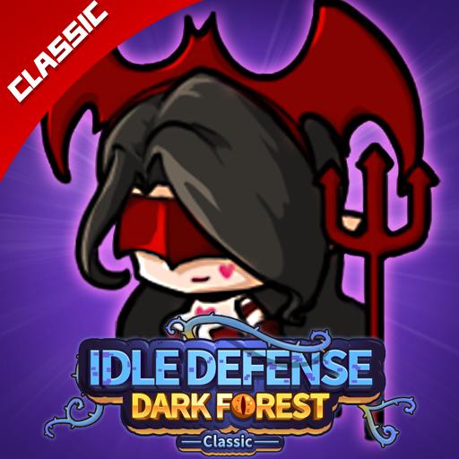 Idle Defense versão clássica. Use Magic e convocar heróis para defender a floresta.