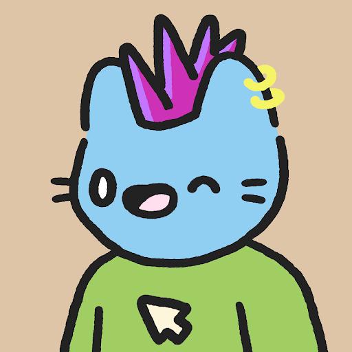 Cool Cats NFT #900