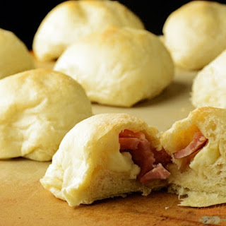 Ham And Cheese Bombs.