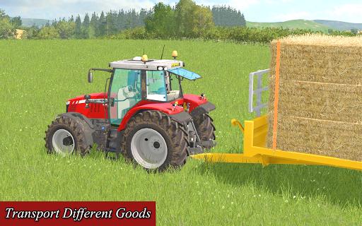 Drive Farming Tractor Cargo Simulator ud83dude9c 1.1 screenshots 2