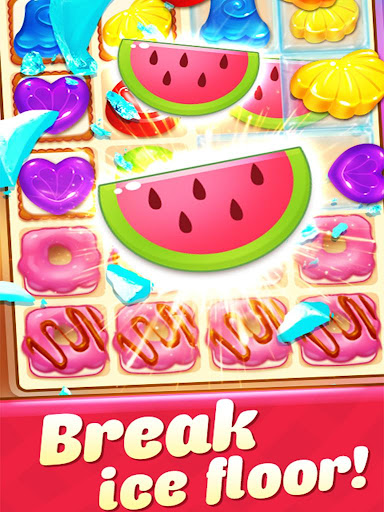Candy Bomb Fever - 2020 Match 3 Puzzle Free Game apktram screenshots 9