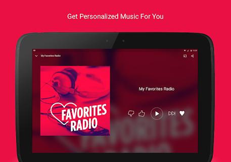 iHeartRadio Free Music & Radio screenshot 09