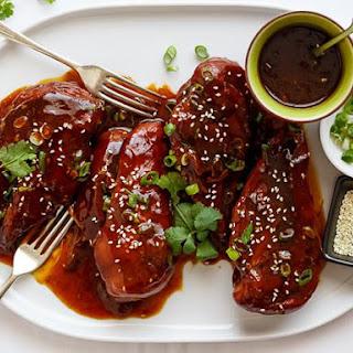 Slow Cooker Asian Glazed Chicken Fillets Recipe