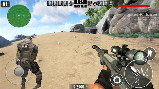 Game Mountain Sniper Shoot APK for Windows Phone