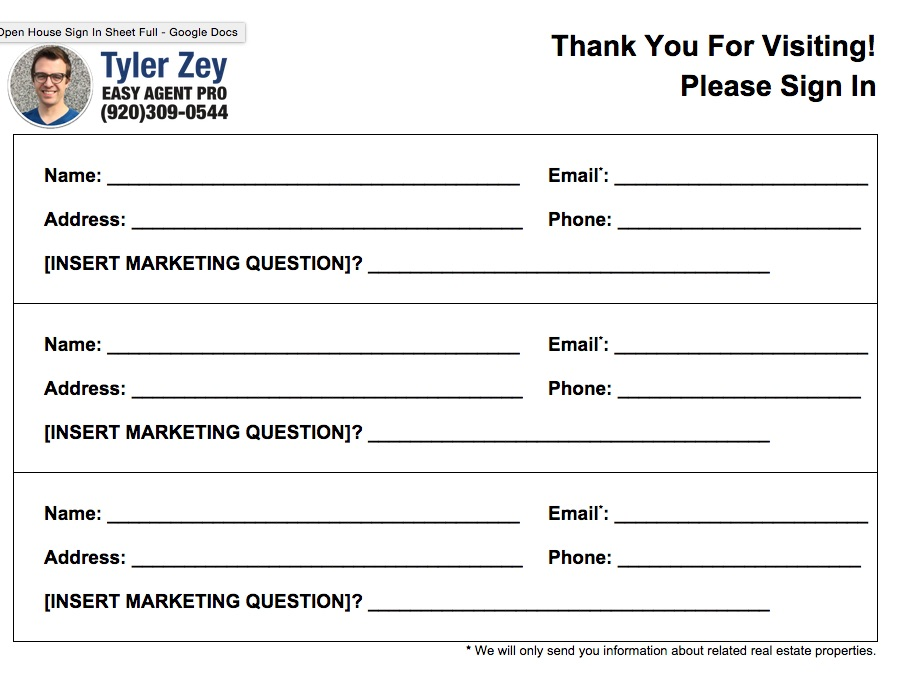Visitors Log Template Contractor Visitor Sign In Sheet Visitor