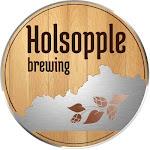 Logo for Holsopple Brewing