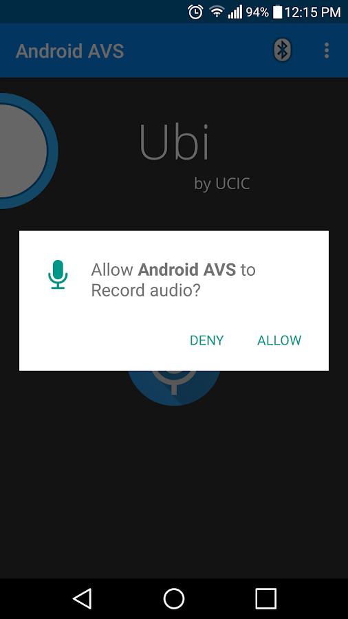 Ubi App