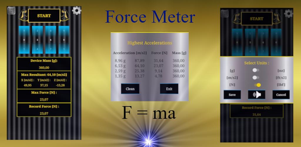 Force Meter 1 0 1 Apk Download - com rafael joltmeter APK free