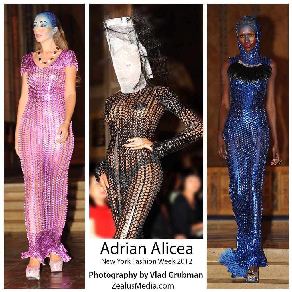 Fashion runway show - Photography by Vlad Grubman / Zealusmedia.com