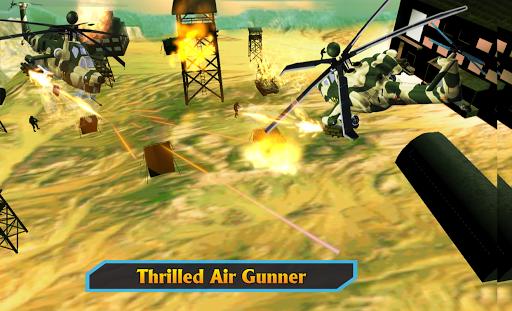 Gunship Helicopter Air War Strike apkdebit screenshots 6