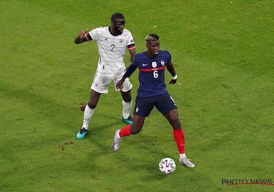 🎥 Antonio Rüdiger a-t-il ... mordu Paul Pogba en plein match ?