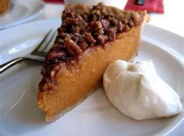 Sweet Potato Pecan Pie Recipe