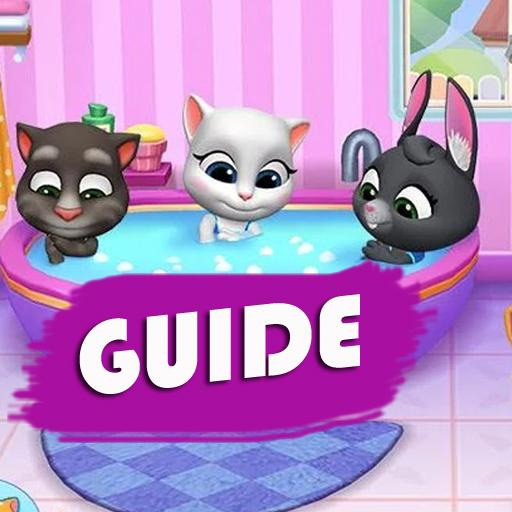 Guide For my talking tom friends Game 2020 cheat hacks
