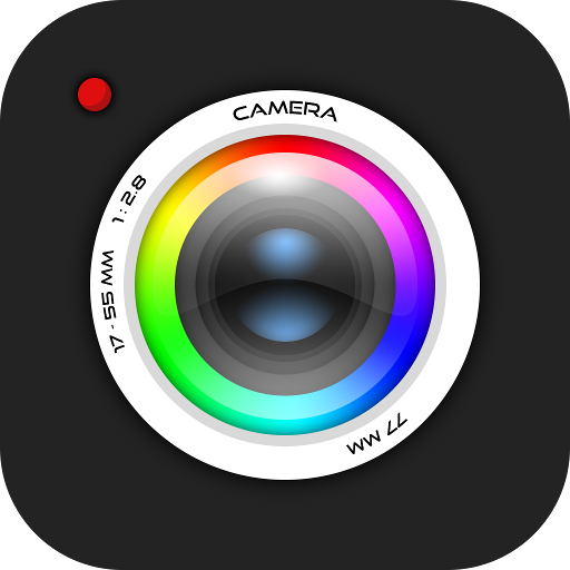 Manual Cam & Pro Recorder - free & open camera app Icon