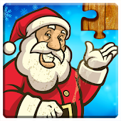Christmas Jigsaw Puzzles Game - Kids & Adults 🎄