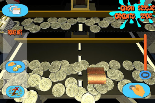 Penny Arcade Coin Dozer cash  screenshots 10