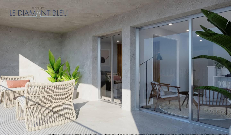 Maison contemporaine avec jardin Ajaccio