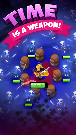 Barbaric: The Golden Hero- screenshot thumbnail
