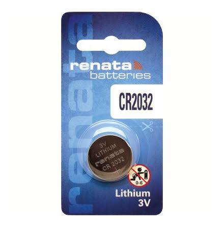 Renata CR2032 knappcell