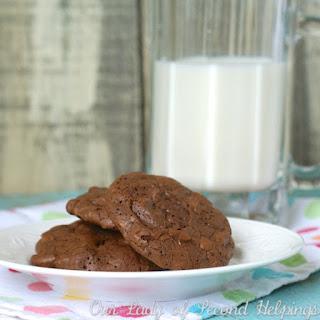 Double Chip Brownie Cookies Recipe