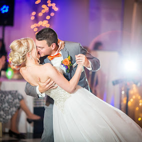First Dance by Robert Blair - Wedding Bride & Groom ( bride, groom, belleville, weddings, photographer )