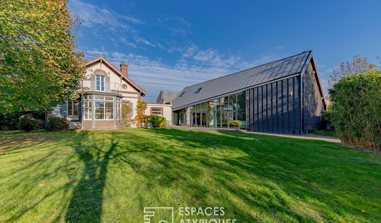 Maison avec terrasse Evreux
