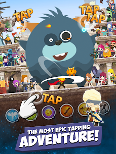 Tap Titans 2 – Heroes Adventure. The Clicker Game 8