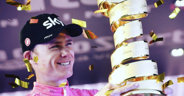 Chris Froome frikendt for doping !