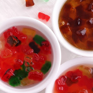 Drunky Bears and Other Boozy Gummies