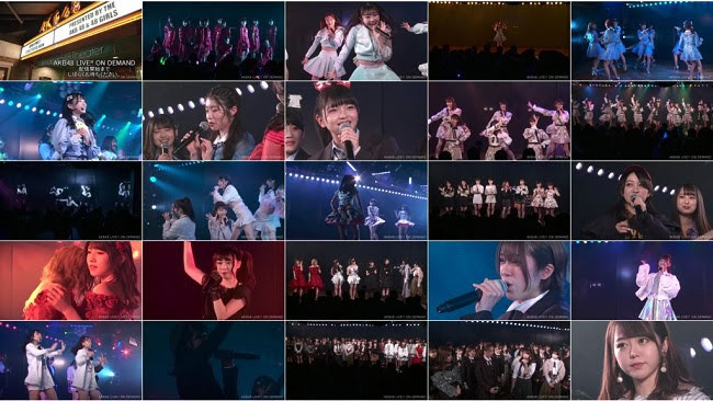 191208 (720p) AKB48劇場14周年特別記念公演