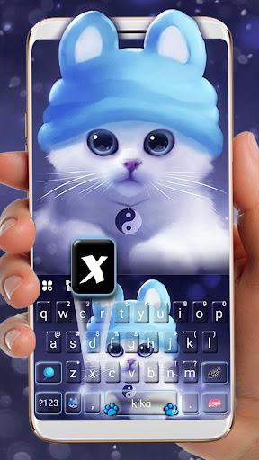 Kitty Hat Keyboard Theme ss2
