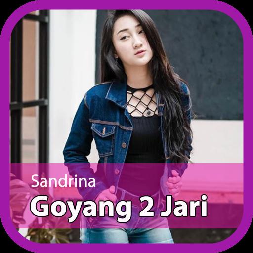 download lagu sandrina goyang dua jarimp3